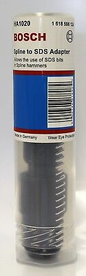 Bosch HA1020 Spline To SDS Plus Adapter Germany Manufacture