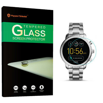 2.5D 0.3mm 9H Tempered Glass Screen Protector Film For Fossil Q Explorist Gen3
