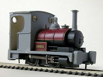 On30 7mm 'Asia' Kit to alter the Bachmann Junior 0-4-0 Smallbrook studio - P3