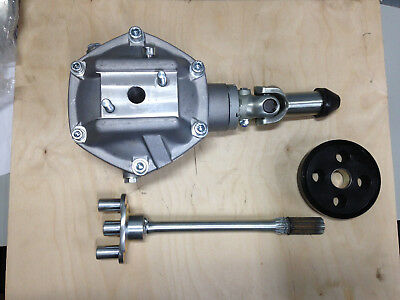 Final drive Ural Retro, Ural CT ratio 8/37 for disk brake assembly (new unused)
