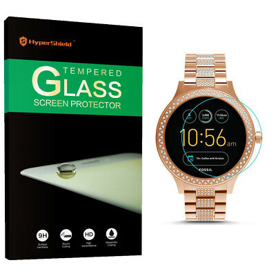 2.5D 0.3mm 9H Tempered Glass Screen Protector Film For Fossil Q Venture Gen3