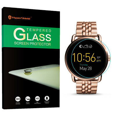 2.5D 0.3mm 9H Tempered Glass Screen Protector Film For Fossil Q Wander Gen1