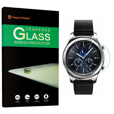 2.5D 0.3mm 9H Tempered Glass Screen Protector Film For Samsung Gear S3