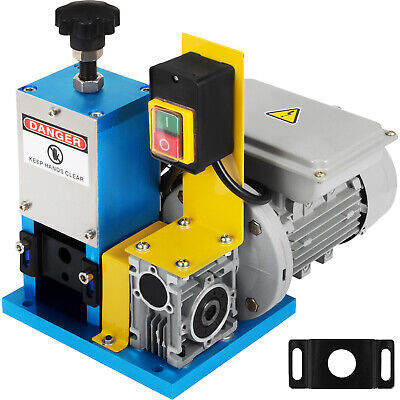 Automatic Electric Wire Stripping Machine Stripper 1.5-25mm for Copper Recycling