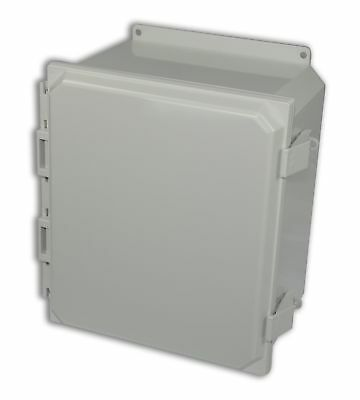 Allied Moulded AMP1426NLF Polyline Series Polycarbonate JIC Size Junction Box...