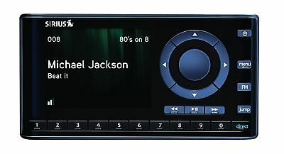 SiriusXM Starmate 8 with Vehicle Kit Only Radio