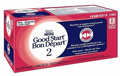 Good Start 2 Concentrate, Tetra Pak, 359ml, 12 Pack
