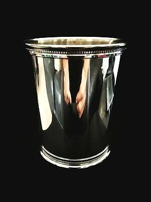 Reed & Barton Sterling Silver Mint Julep Cup - Scearce Style- GWB