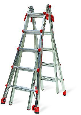Little Giant 22-Foot Velocity Multi-Use Ladder, 300-Pound Duty Rating, 115422...