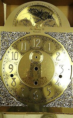Hermle-Steinway GF/Gm clock dial for 1161 movement 250x250x335mm