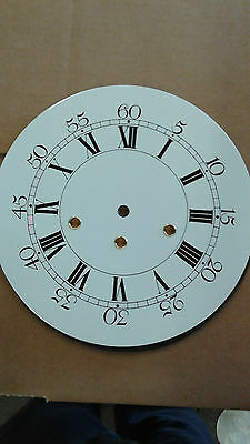 Italian louis 16th  Mantel clock dial for Hermle 340 movement 260mm