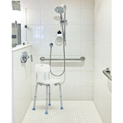 Medical Tub Adjustable Shower Chair with Back Rest. Brand New Never Used.