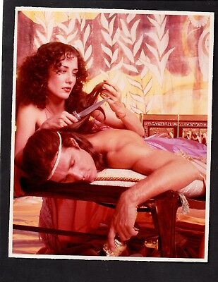 "Press Photograph Movie ""Samson & Delilah""  *7864"