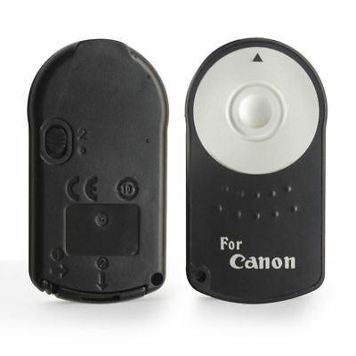 IR Remote Control Rebel T1i XSi XSi 650D 600D 550D 500D 60D 7D 5D II canon RC-6