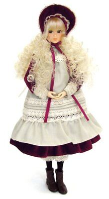 momoko DOLL antique Dreaming Bordeaux Version By Sekiguchi Fashion Doll Japan