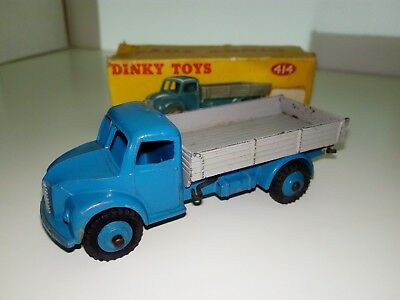 Dinky Toys Vintage Meccano LTD No.414 Dodge Rear Tipping Wagon 1954-60 in OVP