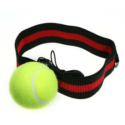 Boxing Reflex Ball Fight Ball with Adjustable Headband for Reflex Speed I3H2