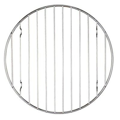 Mrs. Anderson's Baking Chrome Cooling Rack, 9 ¼ inch Round