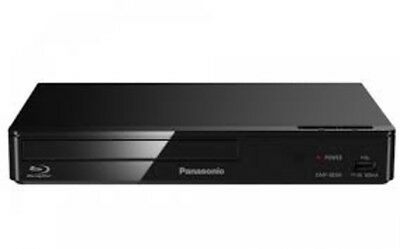 PANASONIC DMP-BD84 MULTI REGION DVD 1-8 Blu-ray player with Compact Wifi  Dongle