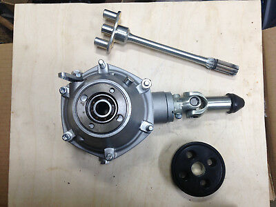 Final drive Ural Gear Up for disk brake assembly (new unused)