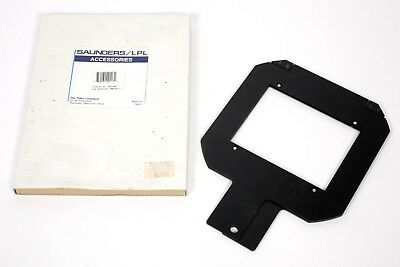 Saunders LPL 4550XL 4500 4X5 enlarger 4X5 negative carrier 245-450 NEW IN BOX