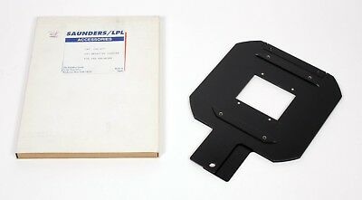 Saunders LPL 4550XL 4500 4X5 enlarger 6X7 negative carrier 245-667 NEW IN BOX