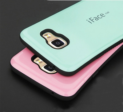 Iface Mall Heavy Shockproof case cover Armor For Samsung Galaxy A3 A5 A7 2017