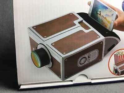 iPhone Video Movie Projector - Yorkshire Projector in a Box Cellphone portable