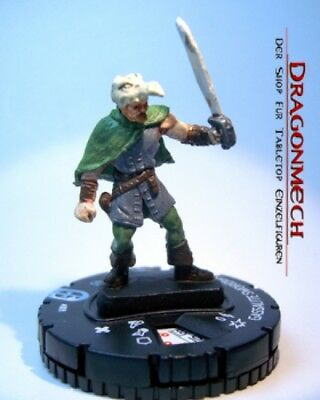 HeroClix Mage Knight Resurrection #008 Gassalite Swordbrother
