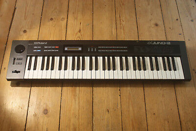 ROLAND Alpha Juno 2 - Analog Synthesizer