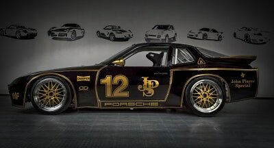 "Falcon Porsche 924 R Turbo ""John Player Special - #12"" Flying again Limitiert"