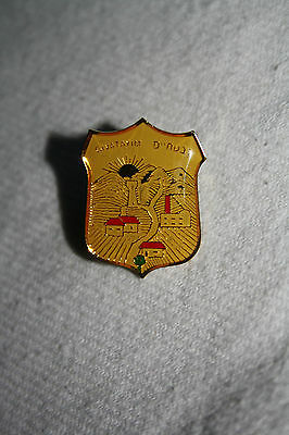 Pin Button - Givatayim Israel
