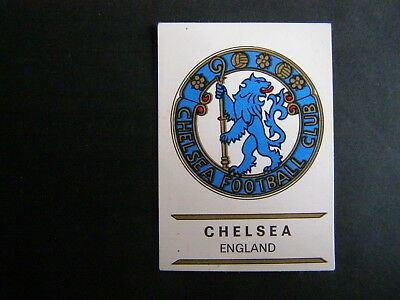 Stickers 91 - CHELSEA England - FOOTBALL CLUBS