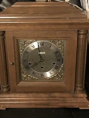 Antique Large Seth Thomas Bracket Clock 3 Chime 8 Strike Showpiece