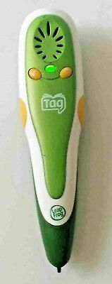 LeapFrog Tag Reader Stylus Replacement Pen Only Green & White N2390 #20800