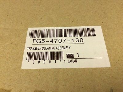 Canon  FG5-4707-130 Transfer Cleaning Assembly CLC-700-950  Fg5 4707 Qq130