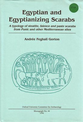 Egyptian and Egyptianizing Scarabs