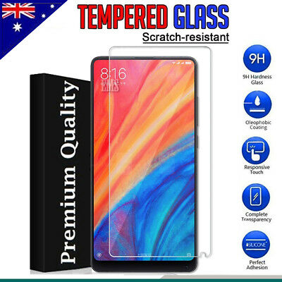 Tempered Glass LCD Screen Protector Film Guard For Xiaomi Mi Mix 2 | Mix 2S