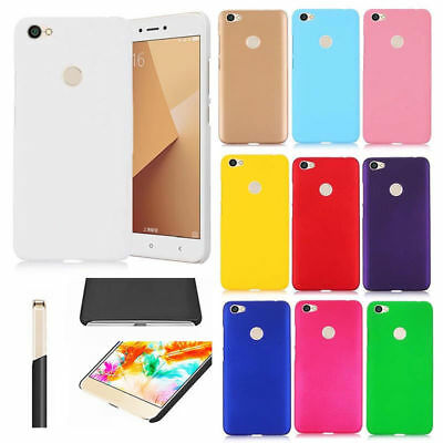 For Xiaomi Redmi 4X Note 4X A1 Candy Slim Matte Frosted Shield Hard Case Cover