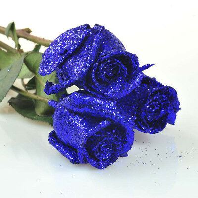 50PCS Rare Garden Blue Rose Seeds Lover Charming Bush Midnight Supreme Seeds EAS