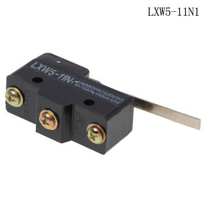 LXW5-11N1 Micro Limit Switch Long Lever Arm SPDT Snap Action Travel Switch