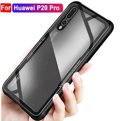 Hybrid Clear Shockproof Protective Case Cover for Huawei Mate 10 Lite P20 Pro