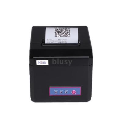 80MM ESC/POS Thermal Printer Receipt Machine Printing High speed USB+WIFI K4Y6