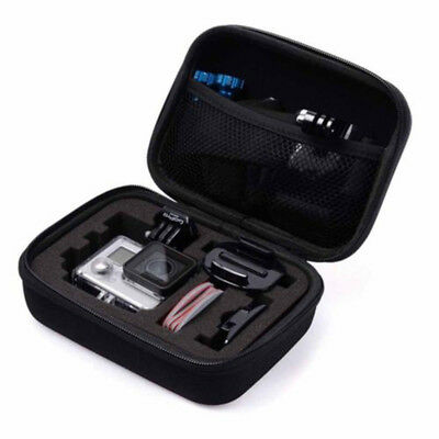 Small Carry Case Travel Bag For GoPro Hero 1 2 3 3 4 5 SJ4000 Action Camera UK
