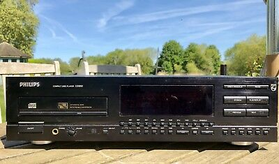 Philips CD850 CD player. CDM4/19 mech. Superb!
