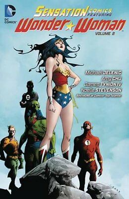 Sensation Comics Featuring Wonder Woman Vol 2 Nouveau