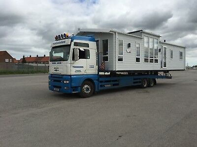 Static Caravan Transport Southwest England Based Covering The Whole Of The Uk !!