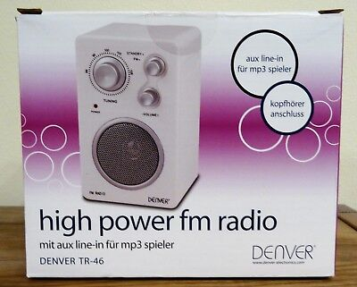 High Power Radio Denver TR-46