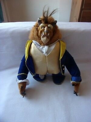 """Disney Store Transforming Beast Costume Only RARE For 12"""" Doll Prince Adam"""