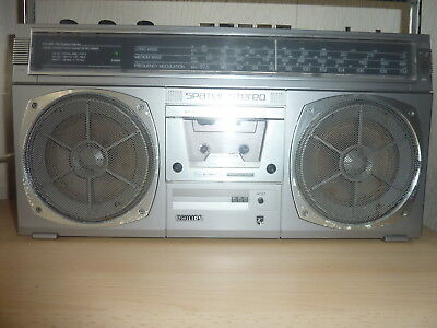 radio Philips Stereo-Radio-Recorder spacial vintage
